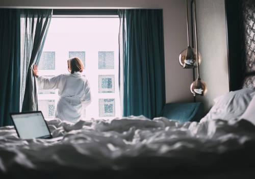 La industria hotelera de Madrid brinda ayuda durante el COVID-19
