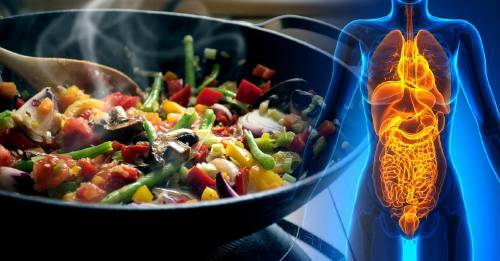 Esto es lo que pasa cuando cocinas más del 51% de tu comida