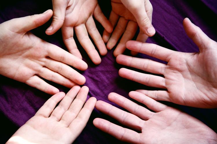 quiromancia linea de la viudez en la mano