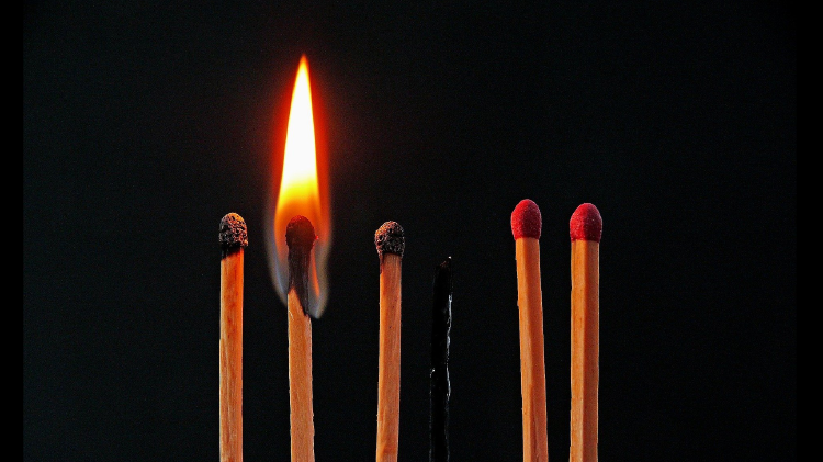 burnout como se cura