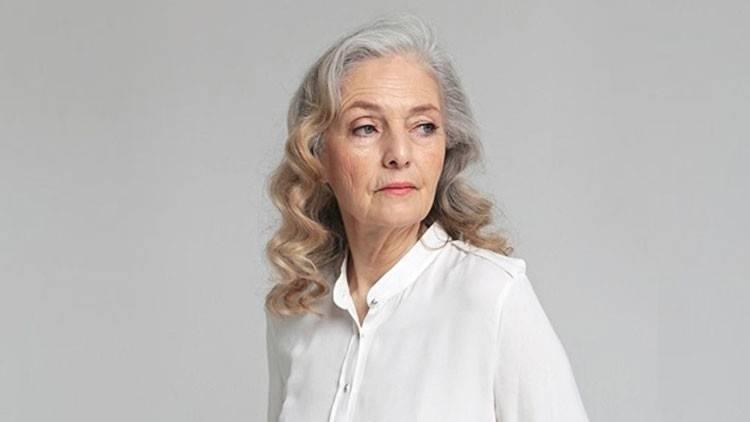 Éste es el secreto de belleza de la modelo rusa de más de 71 años