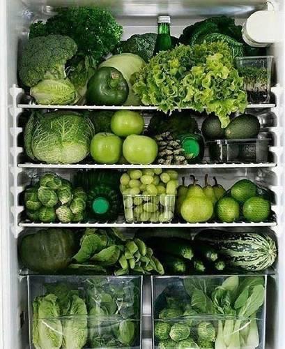 Estos son los beneficios de los alimentos verdes que no conocías