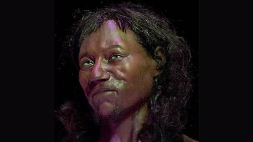 Un estudio explica cómo se veían los primeros europeos y el resultado es sor..