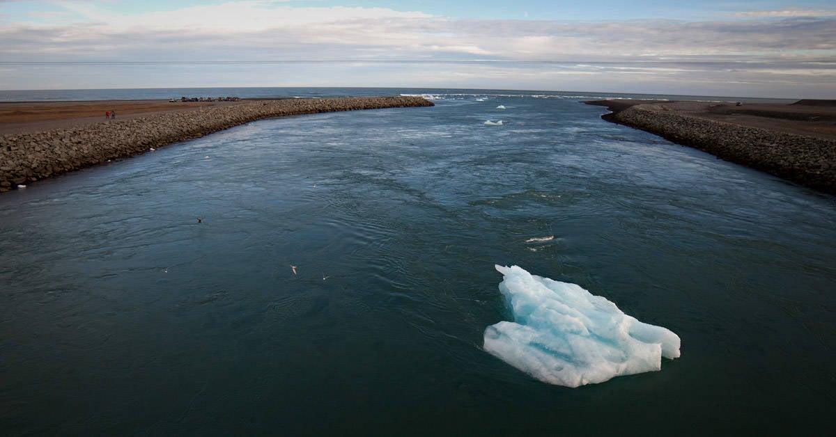 Islandia organizó un funeral para su primer glaciar desaparecido