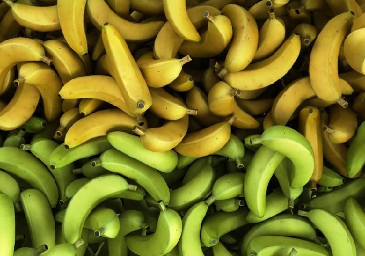 Piel de plátano: una alternativa a la carne
