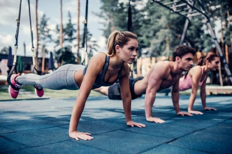 Los ejercicios de fuerza son importantes a partir de los 30 años