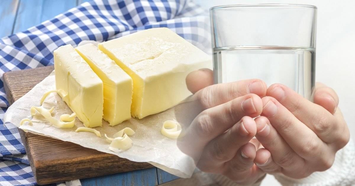 La razón por la que los chefs cubren la mantequilla con un vaso y otros 5 útiles trucos