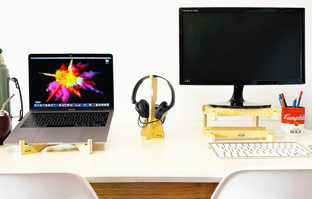 Accesorios para mejorar la postura de trabajo: ¡conoce tus próximos