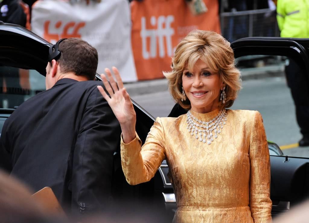 """Jane Fonda: """"No hay lucha más importante que la del cambio climático"""""""