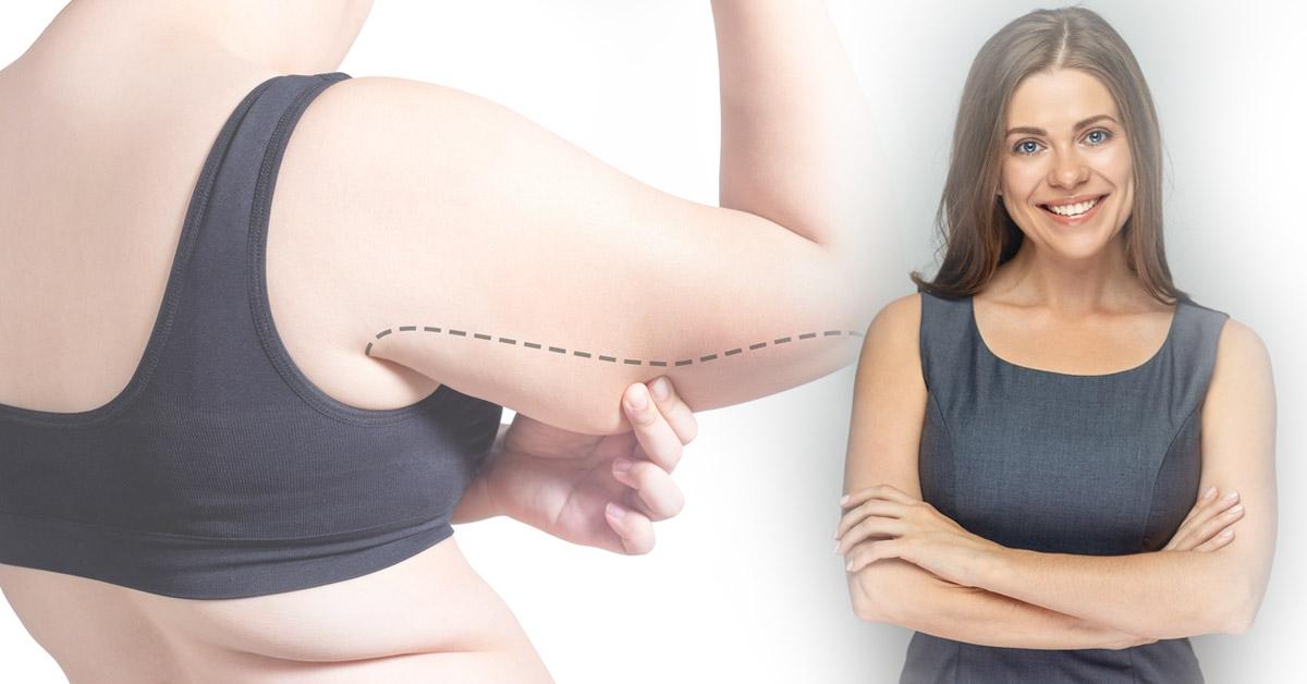 Como adelgazar brazos y abdomen