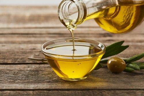 aceite de oliva para limpiar aguas residuales