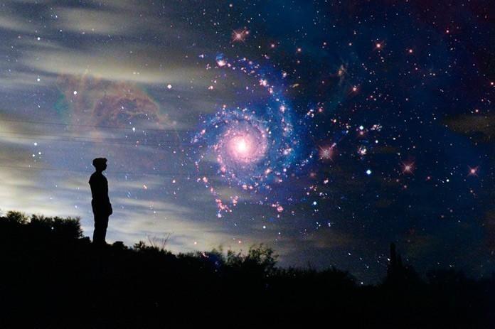 Las teorías sobre el big bang plantean que nuestro universo nació con un brevísimo episodio de inflación