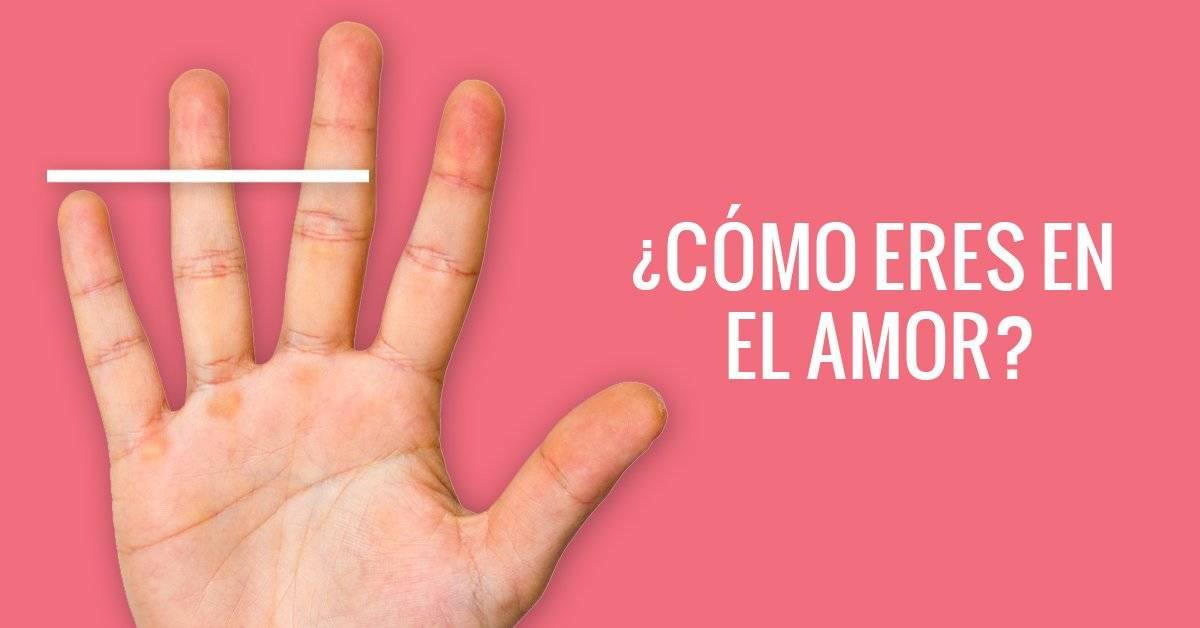 Test: cómo eres en el amor basándote en tu dedo meñique