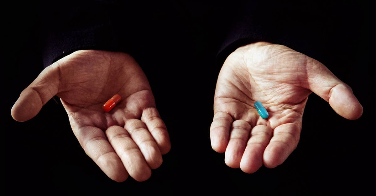 Los dos antidepresivos más poderosos están al alcance de tu mano