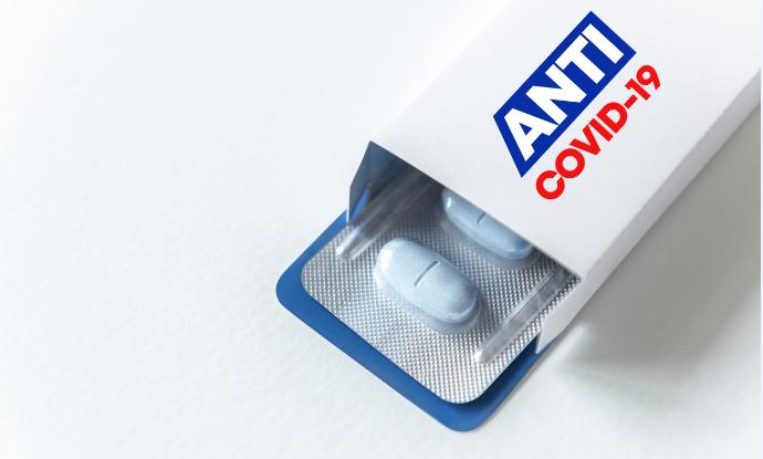 La primera pastilla contra el Covid-19 podría estar lista a fin de año