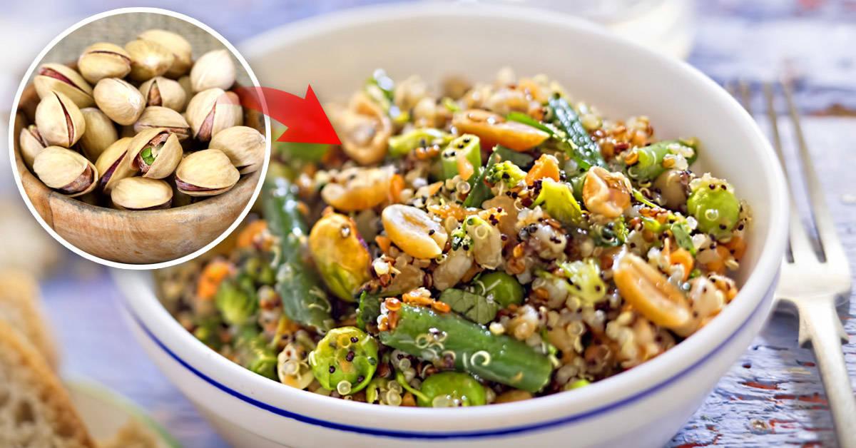 6 frutos ricos en proteína que debes incluir en tu dieta si no comes carne