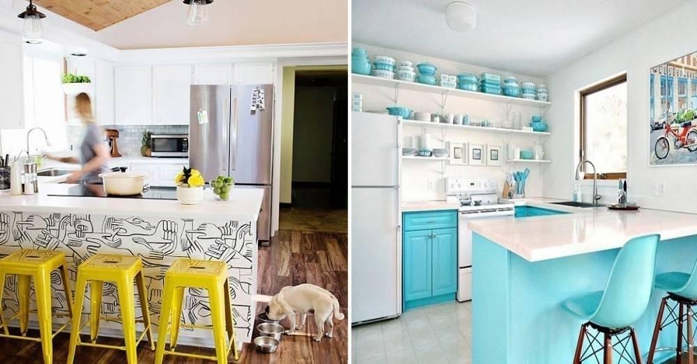 10 ideas de cómo renovar la cocina en un fin de semana
