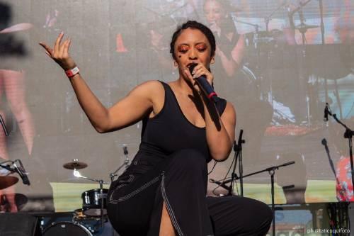 """Jennifer Parker: """"Mi activismo es a través de la música"""""""