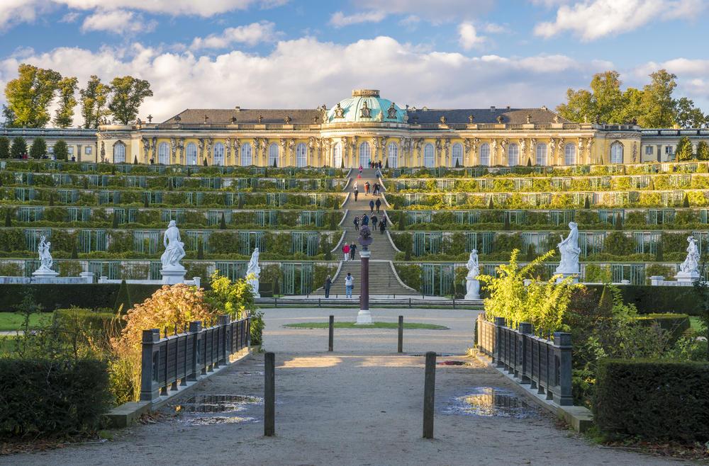 Potsdam, la residencia de verano del rey de Prusia
