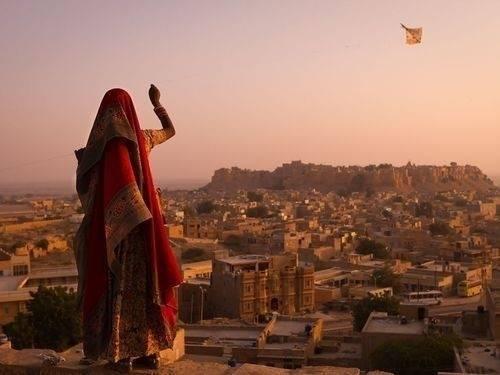 5 razones por las que debes hacer ese viaje a India