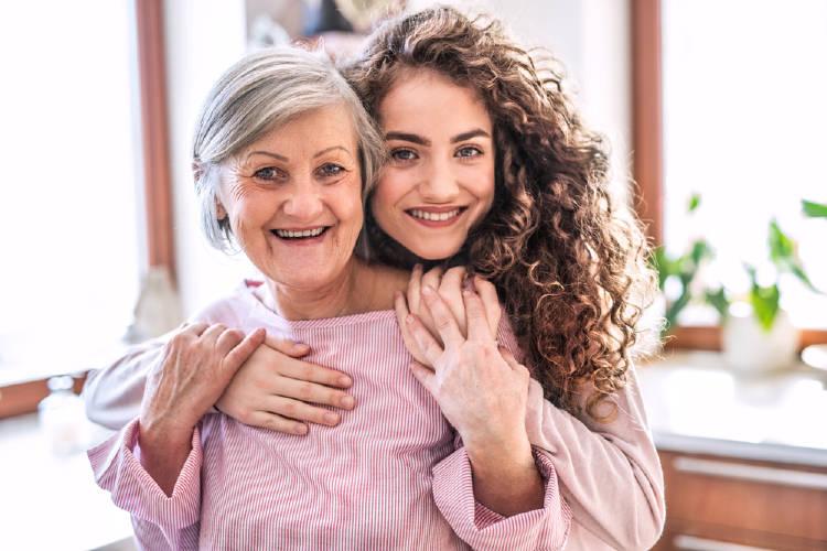 las mujeres heredan la genética y el temperamento de parte de su abuela materna