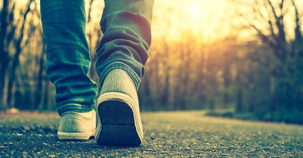 Qué pasa en tu cuerpo si durante un mes caminas más de lo que acostumbras