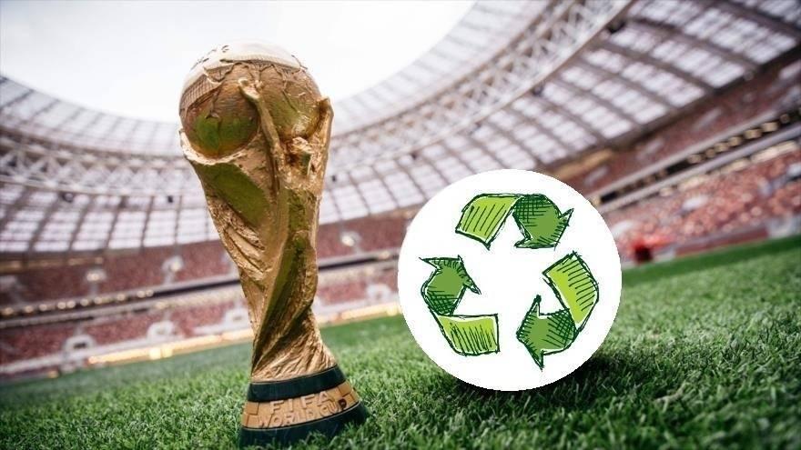 ¡Rusia 2018 será el primer mundial sustentable!