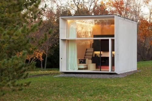 Una casa prefabricada que se monta en menos de 7 horas