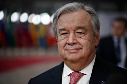 """Guterres: La humanidad debe cesar su """"guerra"""" contra el planeta"""