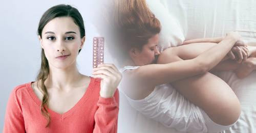 Así cambian tu cuerpo y tus emociones después de usar anticonceptivos