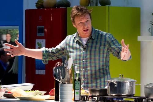 Jamie Oliver: el chef que busca cambiar la alimentación del mundo entero