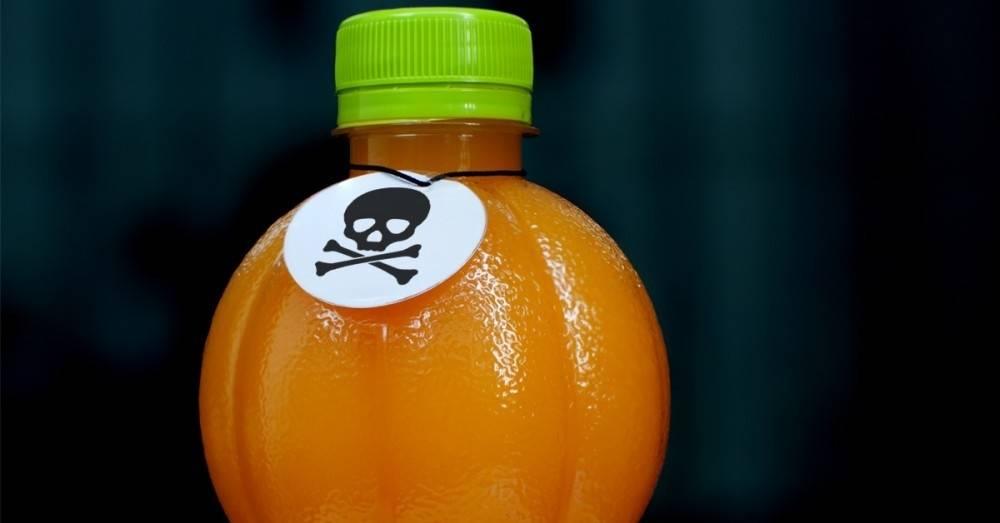 5 razones por las que nunca volverás a tomar jugos artificiales