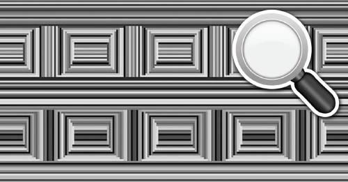 Test: ¿Eres capaz de descubrir los 16 círculos ocultos?