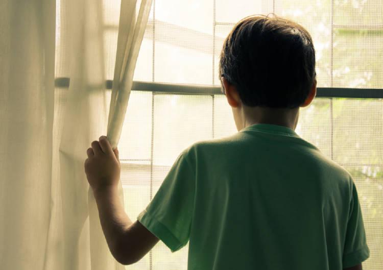 niño ventana