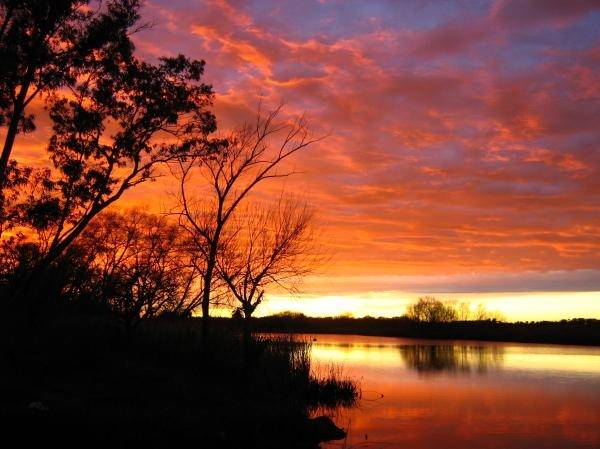 Increíbles amaneceres y puesta del sol en el mundo