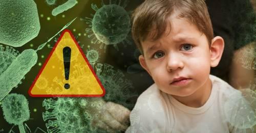 Estos son los síntomas del streptococcus pyogenes, una peligrosa enfermedad que atacó a varios niños esta semana