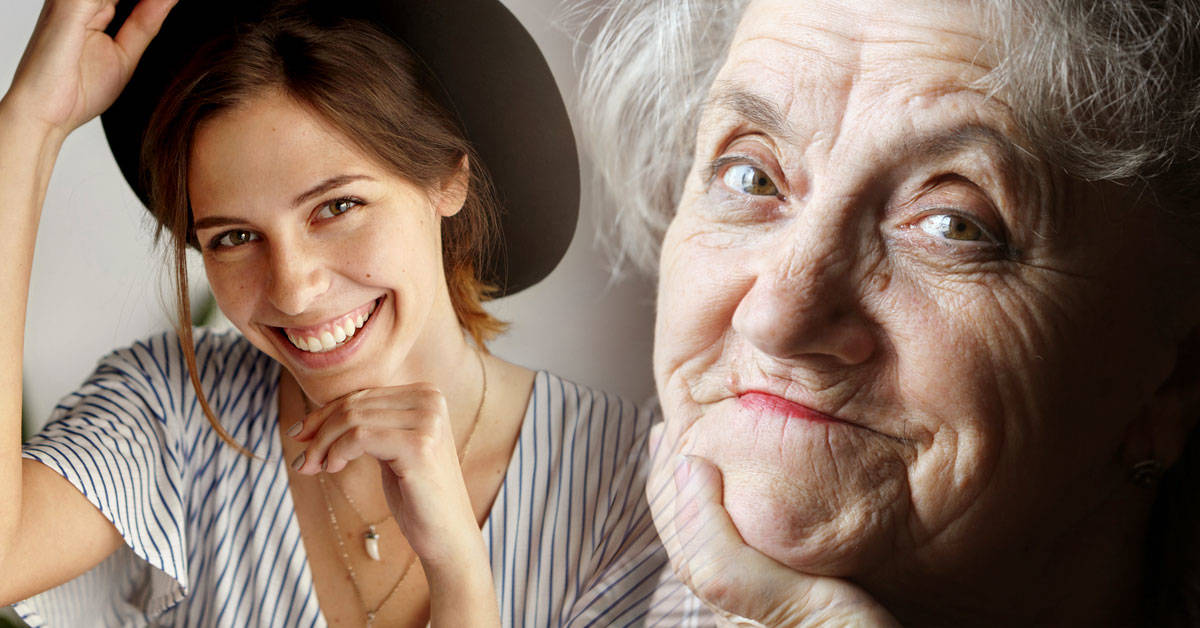 La ciencia devela el secreto de las personas que parecen más jóvenes de lo que son