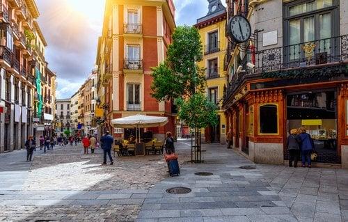 Madrid shutterstock_566971969
