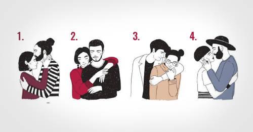 Test: escoge una pareja y descubre en qué momento está tu relación