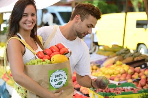 Por qué deberías elegir ferias y mercados orgánicos para hacer tus compras