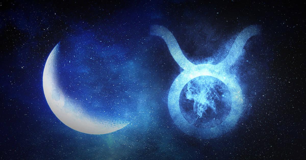 Luna menguante en Tauro: cómo aprovechar su energía