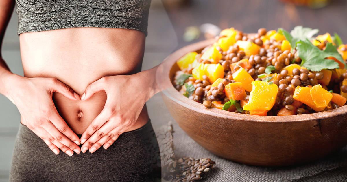 Truco para comer legumbres sin que te inflamen la barriga