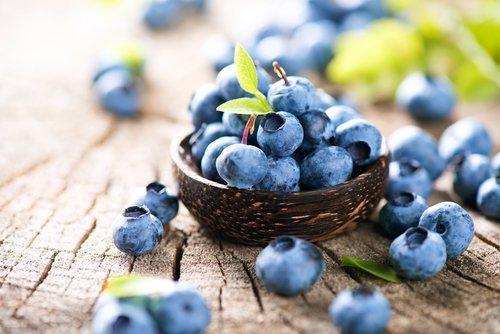 Arándanos: pueden ayudar a controlar la presión arterial