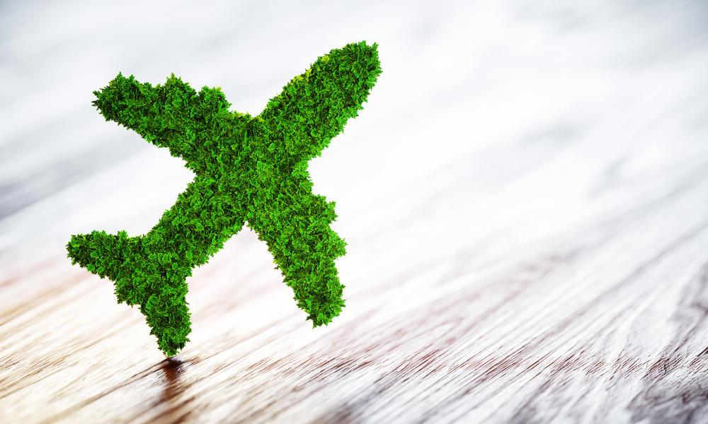 Así funciona el primer avión ecológico del mundo que vuela con biocombustible