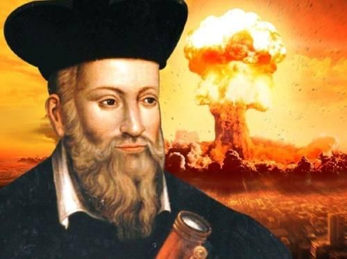 5 profecías de Nostradamus que indican que el 2018 será un año catastrófico