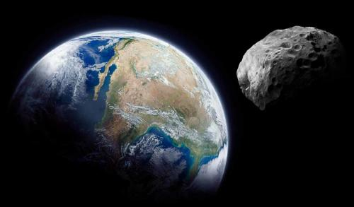 """Un asteroide """"potencialmente peligroso"""" pasará cerca de la Tierra este domingo"""