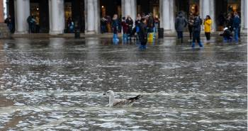 inundacion venecia