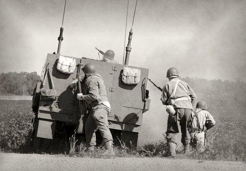 Segunda Guerra Mundial shutterstock_137565629