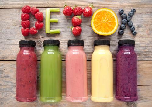 Aprende a desintoxicar el cuerpo siguiendo una dieta Detox