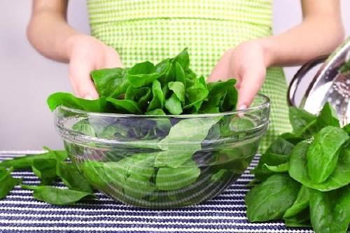 Propiedades de los vegetales de hoja verde | Bioguia